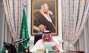 ابراز امیدواری پادشاه عربستان به نتیجه مذاکرات با ایران