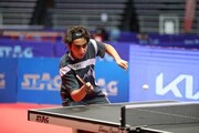 نایب قهرمانی پینگ پنگ باز ۱۶ ساله ایران در تور جهانی پرتغال