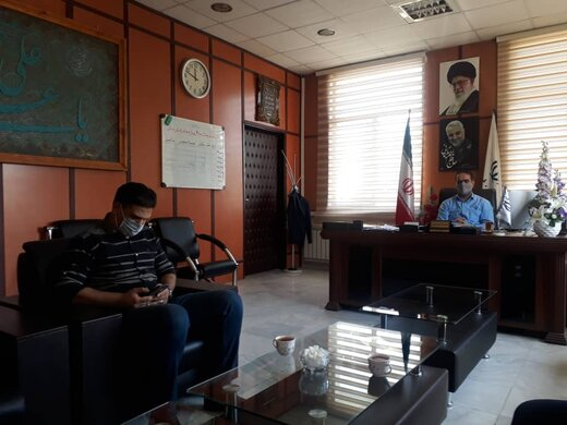رفع مشکلات خانه اسکواش خرم آباد  تا پایان سال