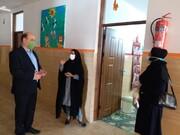 تقویت سیستم آموزشی مرکز توانبخشی گلهای بهشت روستای هلر