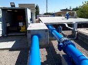 نصب نیروگاه برق آبی در تاسیسات خط اول انتقال آب یزد