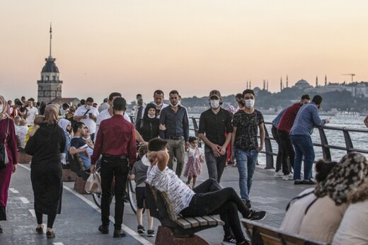 ببینید    آخرین هفته تابستان در استانبول؛ کرونا از ترکیه رفت؟