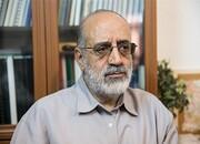 عیادت وزیر فرهنگوارشاد اسلامی از کارگردان پیشکسوت سینما و تلویزیون/ عکس