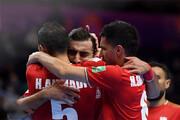 Iran beat Uzbekistan to advance to 2021 Futsal World Cup quarters