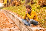 اینفوگرافیک | چگونه با افسردگی پاییزی مقابله کنیم؟