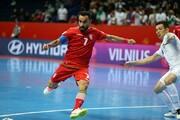 سقوط تیم ملی فوتسال در رنکینگ جهانی