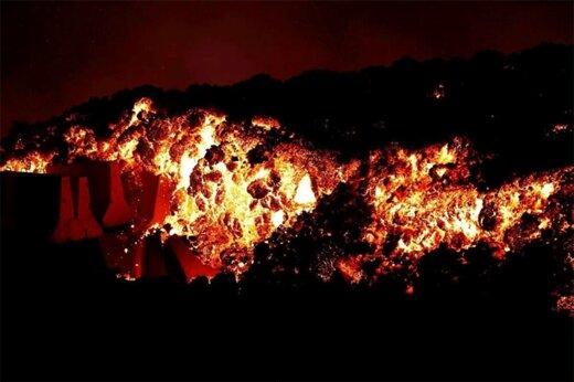 ببینید   پنجمین روز فوران آتشفشان لاپالما در جزایر قناری