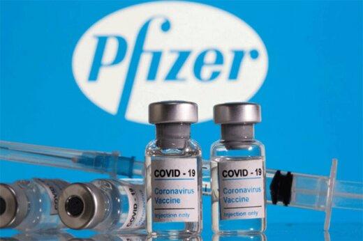 محموله واکسن تک دوز کودکان وارد کشور شد