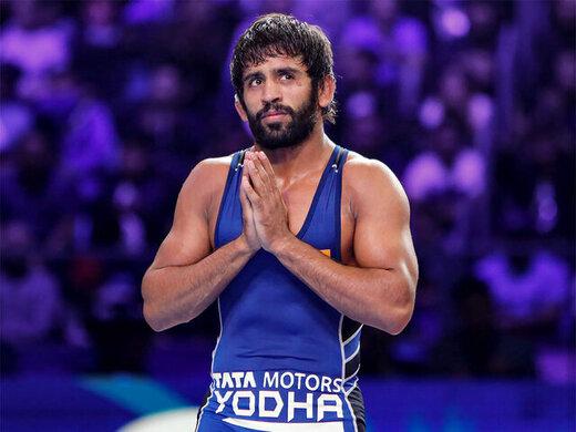 مدالآور هندی المپیک: حسن یزدانی الهامبخش من است