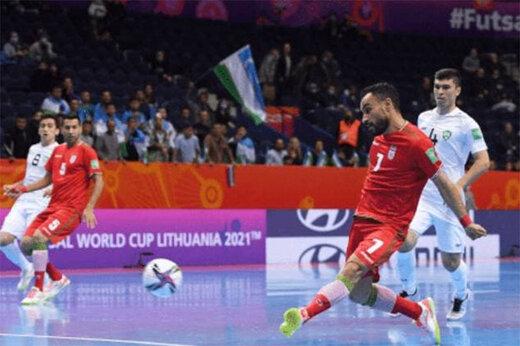 ببینید | ایران 5 - 3 ازبکستان؛ تمام گلهای نیمه نخست!