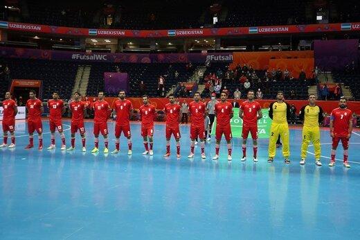 گزارش ویژه AFC از جدال حساس فوتسال ایران و قزاقستان
