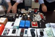 ببینید | دستگیری سارقان مسلح متواری بزرگراه همت توسط پلیس