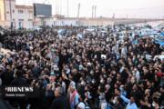 ببینید | حضور هزاران عاشق حسینی در مرز شلمچه
