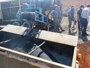 بازیافت تراشههای آسفالت برای نگهداری راههای استان قزوین