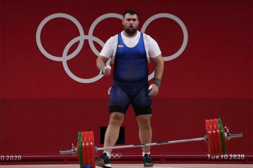 ببینید   قویترین مرد ایران به سیم آخر زد