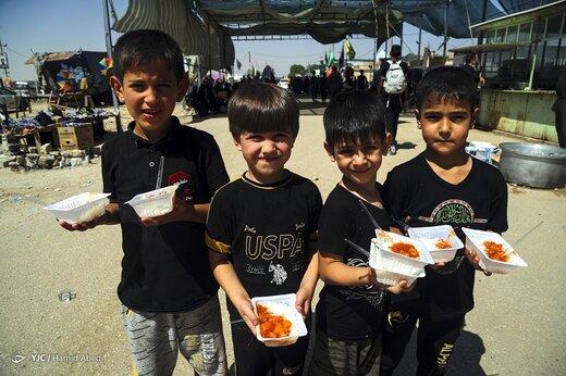 تصاویر | پیاده روی اربعین حسینی - عراق