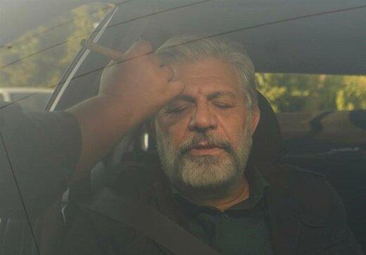 پرویز فلاحیپور در «بینشان» خبرنگار شد