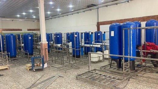آشنایی با دستگاه تصفیه آب صنعتی