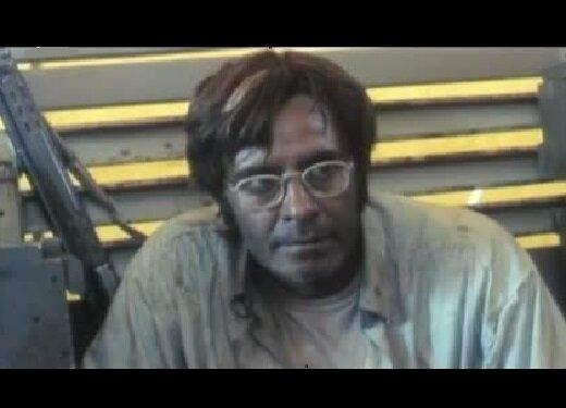 ببینید | خسرو شکیبایی در یک فیلم جنگی؛ ۲۵ سال پیش