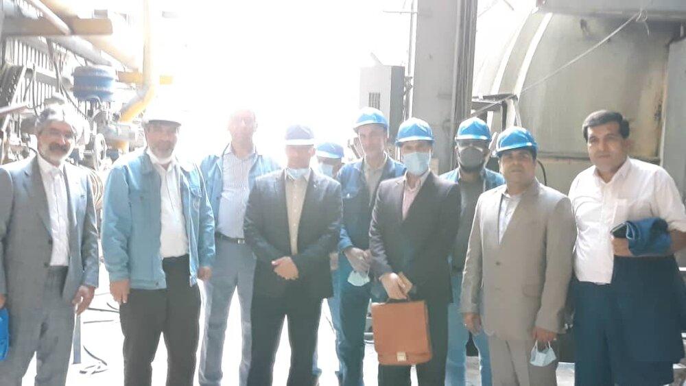 تمام مشاغل کارخانه سیمان آبیک سخت و زیانآور شناخته شده است