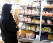 توزیع بیش از ۱۶هزار و ۷۸۰تن مرغ گرم در قزوین