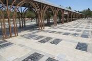 ۷۵۷ فوتی در آرامستانهای قزوین پذیرش شد
