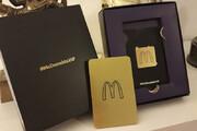 ببینید | هدیه بینظیر رستوران «مک دونالد» برای یک زن در آستانه رژیم!