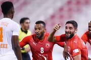 ببینید | پیروزی العربی با گلزنی محمدی