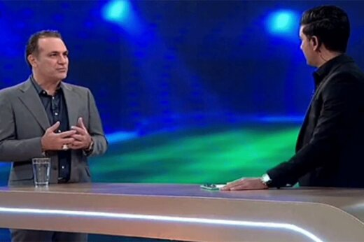 ببینید | افشاگری مجری تلویزیون از پشت پرده پول دادن فوتبالیها به کانالهای هواداری