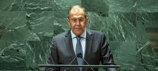 سخنرانی لاوروف در مجمع عمومی: به وحدت نیاز است تا شکاف جدید/ آمریکا مدل خود را تحمیل نکند