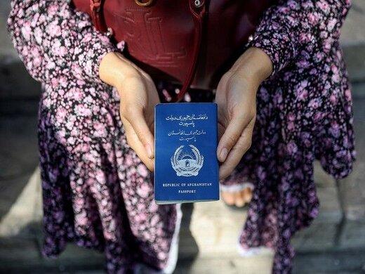 طالبان گذرنامه و کارت شناسایی افغانها را تغییر می دهد