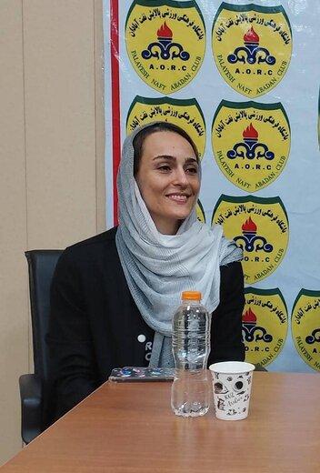 می کوشیم عنوان خوبی را برای آبادان کسب کنیم/ پالایش نفت تنها باشگاه حرفه ای ایران در حمایت از بانوان است