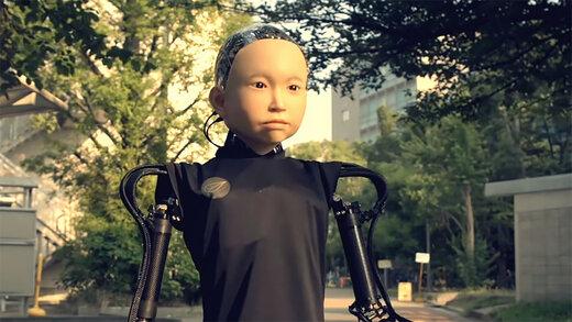 ببینید | رونمایی ژاپنیها از یک ربات جدید برای انسانهای تنها!