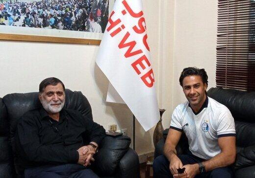 مجیدی در جلسه هیئت مدیه استقلال: هواداران از ما قهرمانی می خواهند