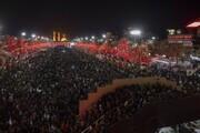 بازتاب حضور پرشور زائران در مراسم اربعین در رسانه اماراتی