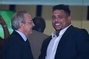 رونالدو و تجربه ریاست باشگاه؛ آقای رئیس!