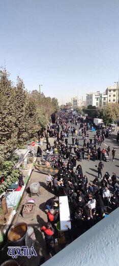 کربلای ایران میعادگاه جاماندگان اربعین حسینی