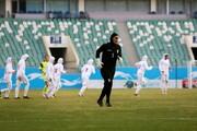 زهره کودایی: میخواهیم دستمزد زنان فوتبالیست با مردان یکسان باشد