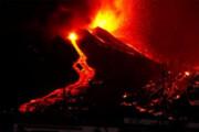 ببینید | تصاویر جدید پهپادی از گدازههای آتشفشان لاپالما