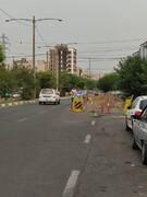دردسرهای فروش زمینی با کاربری فضای سبز برای اهالی یک منطقه در غرب تهران