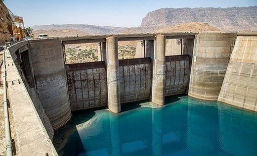 سدهای خوزستان ۱۳ درصد آب دارند