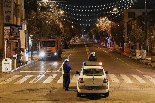 ببینید   جزییات محدودیت تردد شبانه در تهران از زبان استاندار