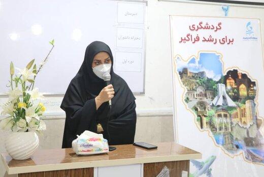 برگزاری آیین روز جهانی جهانگردی و هفته گردشگری در مدارس چابهار