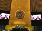 ایران خواستار خلع سلاح هستهای جهانی شد