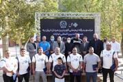 برگزاری مراسم بدرقه تیم قویترین مردان با حضور معاون وزیر ورزش