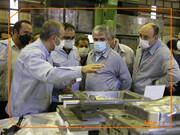 ساخت مکانیزم یک قطعه فوق ایمنی خودرو در شرکت قالب های بزرگ صنعتی سایپا