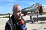 خلبان افسانه ای و رکورد دار پرواز رزمی برون مرزی با فانتوم، دارفانی را وداع گفت