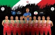ساعت فینالهای کشتی ایران مشخص شد