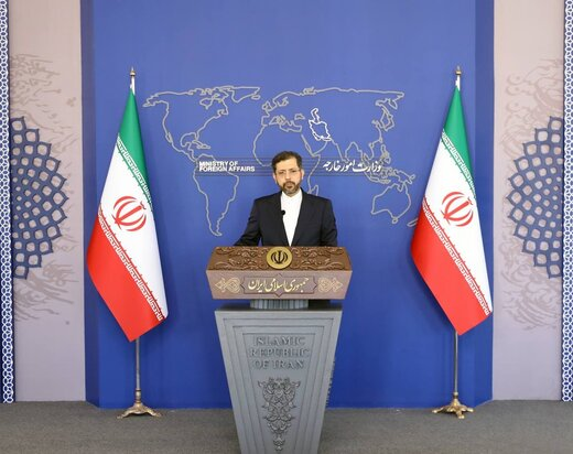 Khatibzadeh: Yemen, Persian Gulf issues part of Iran-Saudi Arabia talks