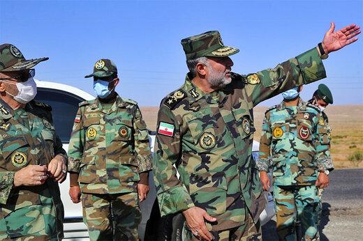 بشنوید   دو هدف مهم رزمایش ارتش در مرزهای شمال غربی و رونمایی از دو سلاح جدید